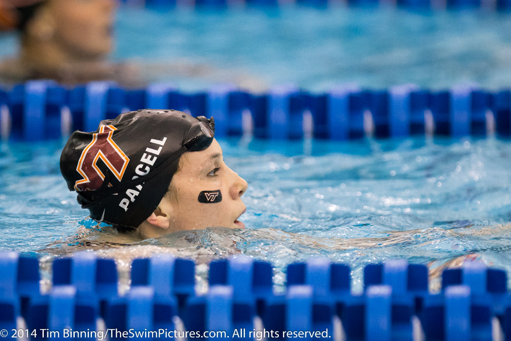 2014 ACC Womens Swimming and Diving Championships | North